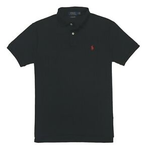 Ralph-Lauren-Soft-Touch-Polo-Custom-Slim-Fit-Cotone-Pima-XXL