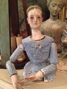 Poupees-mannequin-de-procession-Cage-Doll-Sculpture