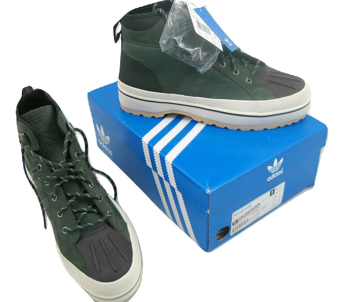 NEW  260 Burton & Adidas Winterball Hi KZK shoes   US 9.5  UK 9  D 9  Japan 275