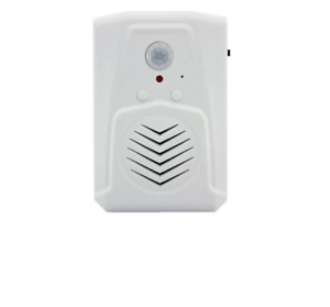 1PC Motion Activated Speaker Separate Motion Sensor Activated Sound Player