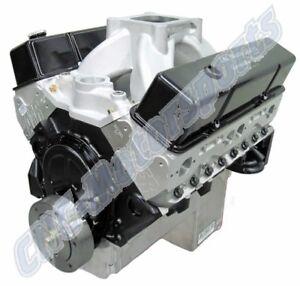 Details about SB CHEVY 434 700 HORSEPOWER PUMP GAS MONSTER STREET STRIP  RACE ENGINE