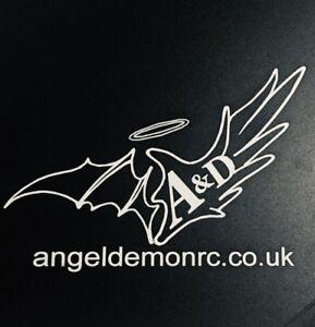 Losi Dbxl Chassis Édition Noire de Angel & Demon