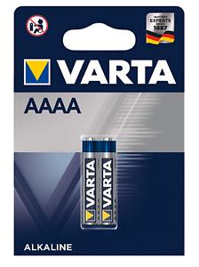 10x VARTA Professional Electronics Batterie AAAA 1,5V (10x2er Bli.)