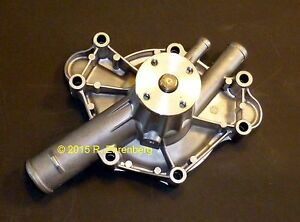 For-Mopars-WATER-PUMP-Hi-Po-340-360-318-Police-Dodge-Plymouth-Duster-Cuda-Sat