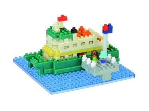 Nano Block Micro-Sized Building Blocks NBH-163 NEW NANOBLOCK Sydney Ferry