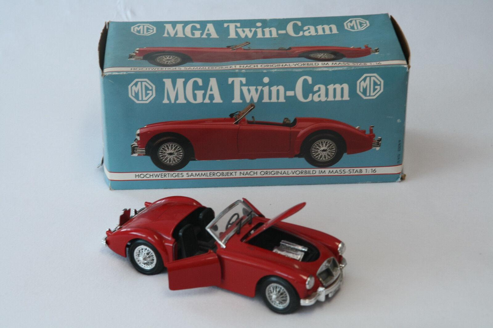 MGA Twin Cam -1 16 Red