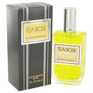Perfumers Tea Rose profumo Workshop 4oz EAU DE TOILETTE