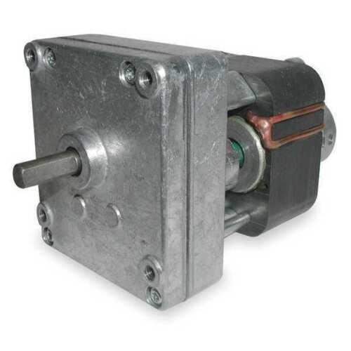 DAYTON 1MBF4 AC Gearmotor,2.2 rpm,Open,115V