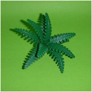 hellgrün Playmobil Farn Busch Pflanze