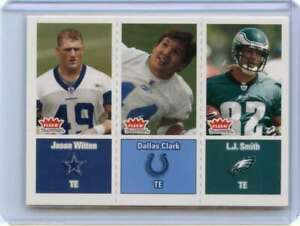 Jason Witten Rookie Card 2003 Fleer Tradition #283 Dallas Cowboys