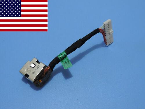 Original DC Power Jack Cable Harness for HP ENVY DV4-5000 DV4-5211NR 678223-SD1