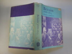 Good-Britain-1688-1815-Jarrett-Derek-1967-01-01-Dustjacket-has-been-price-c