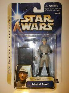 Admiral Ozzel Executor Assault Star Wars Saga Action Figure #16 2004