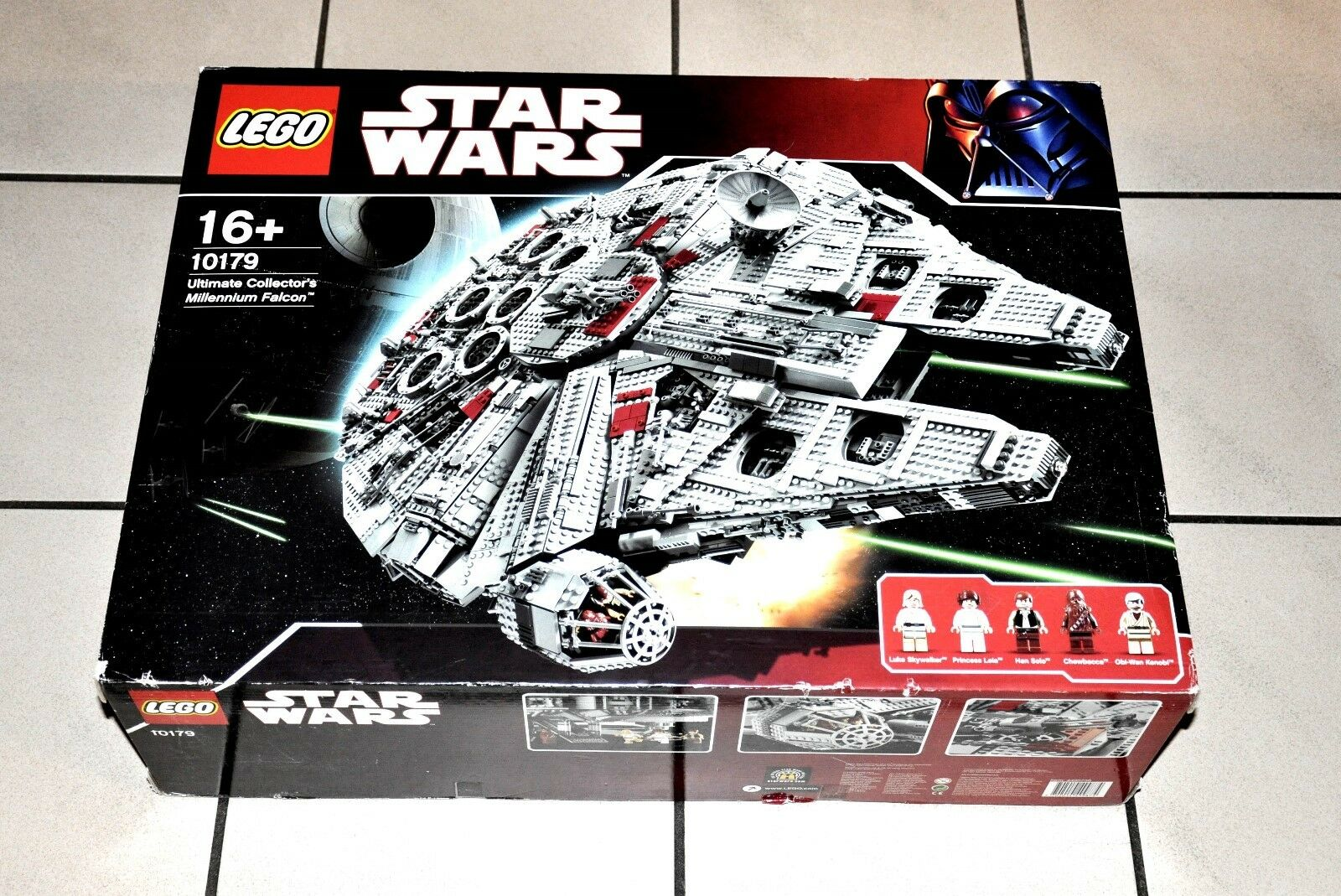 LEGO Star Wars 10179-Millennium Falcon UCS-NUOVO/NEW