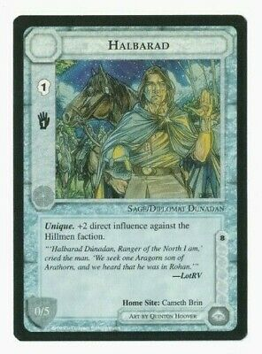 MECCG CCG Middle-earth Hillmen The Lidless Eye LE MINT