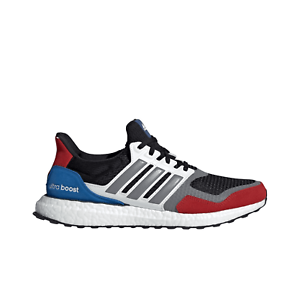 NIB-ADIDAS-Mens-sz-9-5-UltraBOOST-S-amp-L-BLACK-RED-BLUE-EF1360-RUNNING-SHOES-180