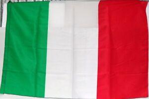 BANDIERA-d-039-ITALIA-TRICOLORE-Tessuto-Poliestere-85-90-x-135-140-c-passante-x-asta