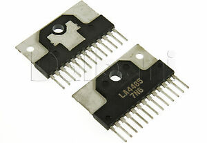 LA4485-Original-New-Sanyo-5W-2-Channel-Power-Amplifier-Integrated-Circuit