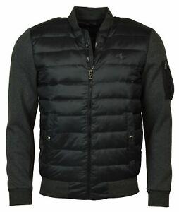 8c9ac921e Details about Polo Ralph Lauren Men's Double Knit Hybrid Down Bomber Jacket
