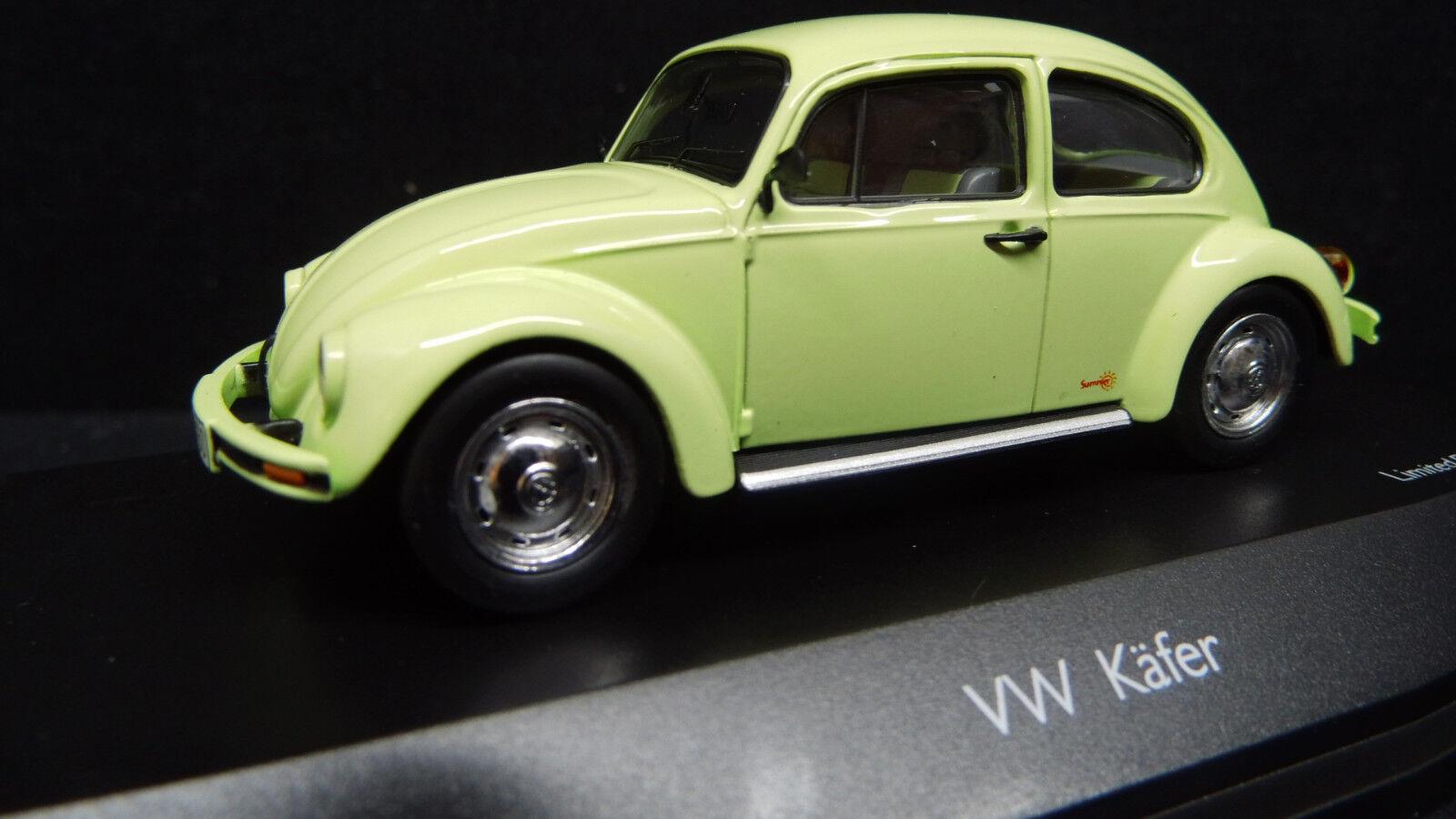 Schuco 1 43 VW Beetle 1600i Summer 450389200 neuf dans sa boîte