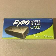 Lot Of 2 Expo White Board Care Eraser 81505 Dry Erase Board New