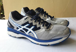 new product 5c828 4631f Image is loading ASICS-GT-2000-T606N-Men-039-s-Silver-