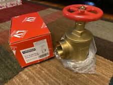 Lansdale 2 12 Fire Hose Angle Valve Grv X Nst 25 350 125 01140 Lot Available