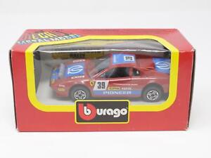 1-43-BBURAGO-BURAGO-DIE-CAST-METAL-MODEL-4148-FERRARI-308-GTB-RALLY-QV3-046
