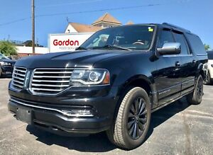 2016 Lincoln Navigator SELECT | 200A | 3.5L V6 | CLEAN CARFAX | 20s | HEADREST DVD ENTERTAINMENT | HEATED/COOLED SEATS | NAVIGATION | SUNROOF + MORE!