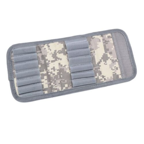 Tactical Rifle Cartridge Padded Holder Shotgun Cartridge Carrier Mag Pouch