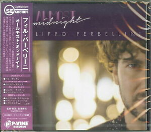 Filippo Perbellini-Almost Midnight-Japan CD F30