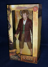 """NECA 1//4 SCALE BILBO BAGGINS THE HOBBIT 12/"""" ACTION FIGURE OFFICIAL PRODUCT"""