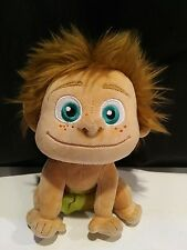 "DISNEY Pixar Just Play SPOT Plush 6"" sitting Cave Boy THE GOOD DINOSAUR"