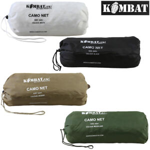 Kombat-Camo-Net-Camoflage-Camouflage-Camo-Netting-Hunting-Shooting-Den-Kit-New