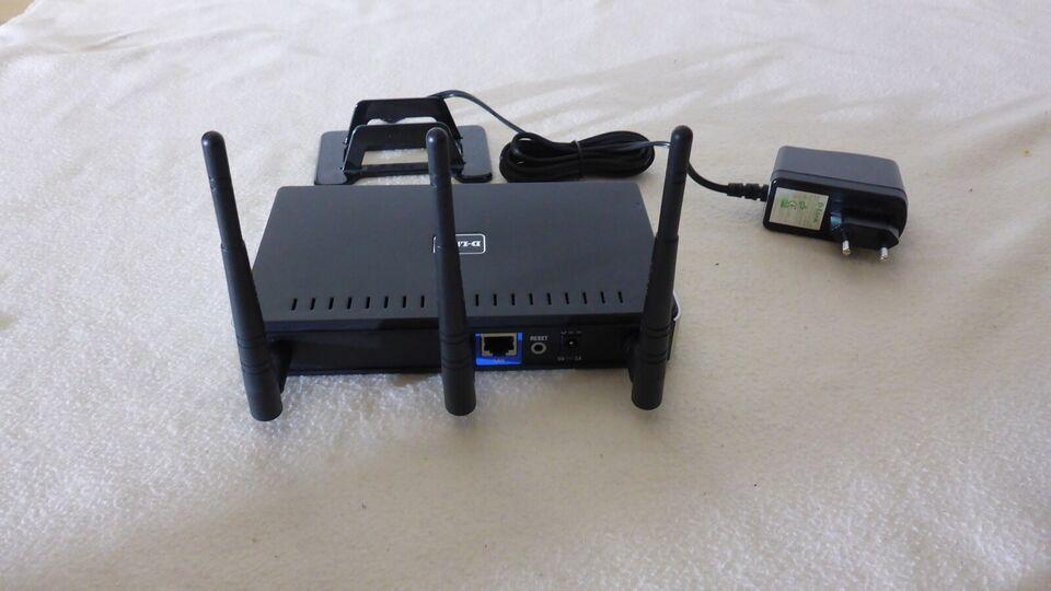 Access point, D-Link, Perfekt