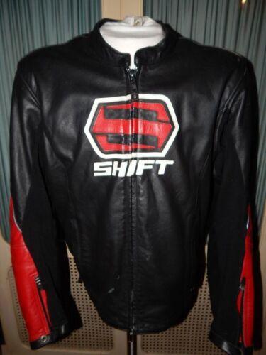 Shift Racing Leather Jacket-XL