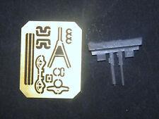 Extratech EXB72021 1/72 Resin + PE Kit-USA 30 Caliber Machine Guns 1919, 1917