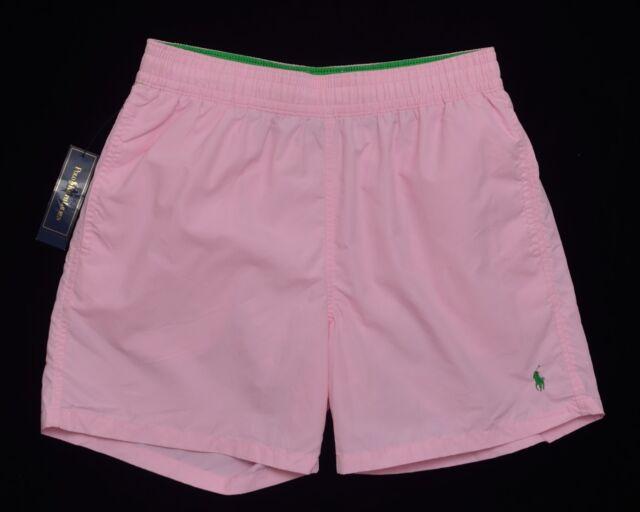 large horse polo shirts mens short bathing shorts