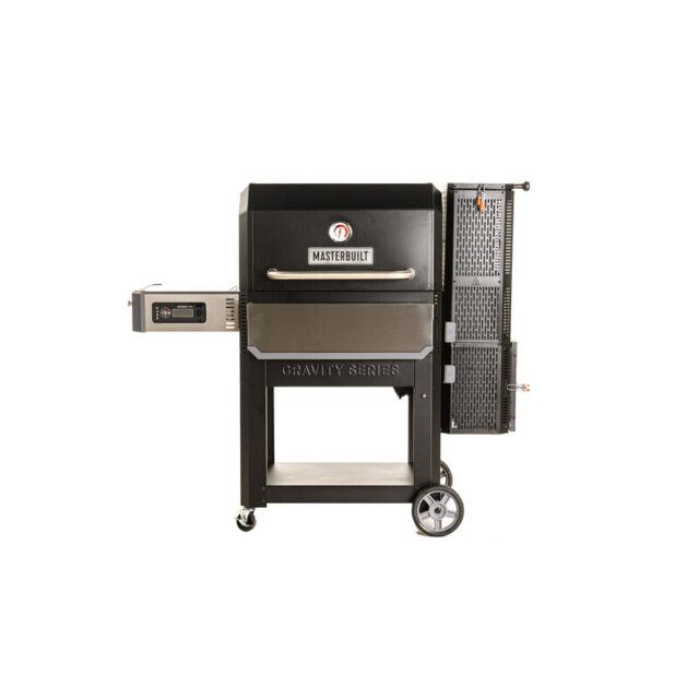 Masterbuilt Gravity Series 1050 Digital Charcoal Smoker Grill - Black