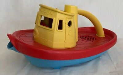 Red Green Toys My First Tug Boat