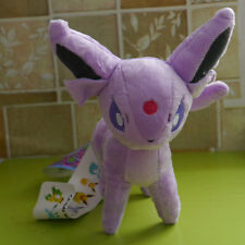 "New pokemon plush stuffed animal Espeon 7"" doll"