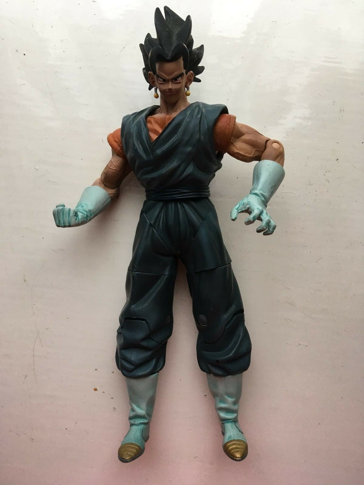 2002 9  Dragon Ball Z definiti vegito Action Figure Anime FUSION COLLEZIONE Irwin Toy