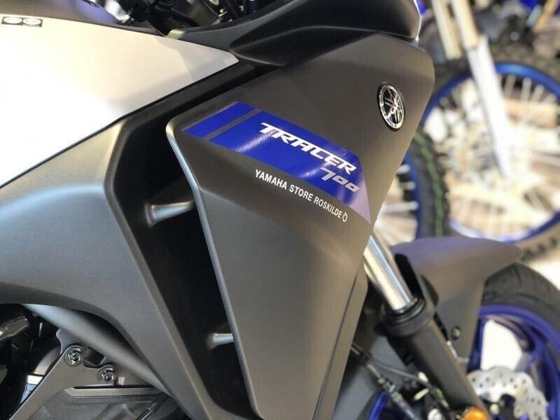 Yamaha, Tracer 700, ccm 690
