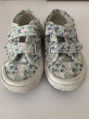 Superga Toddler Sneakers size US 8 EU
