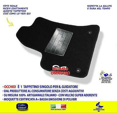 Tappetini gomma Citroen C4 Picasso 1 prima di facelift 2006-2010 7posti 3//tre  2