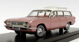 Goldvarg-1-43-escala-GC-019A-1962-Buick-Special-SW-Camelot-Rose-Poly