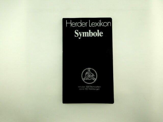 Herder Lexikon - Symbole - 1991