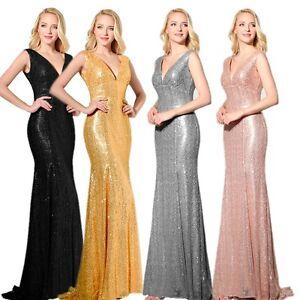 Brautkleid Hochzeit Ballkleid Kleider Abendkleid Lang Party bfgY76y