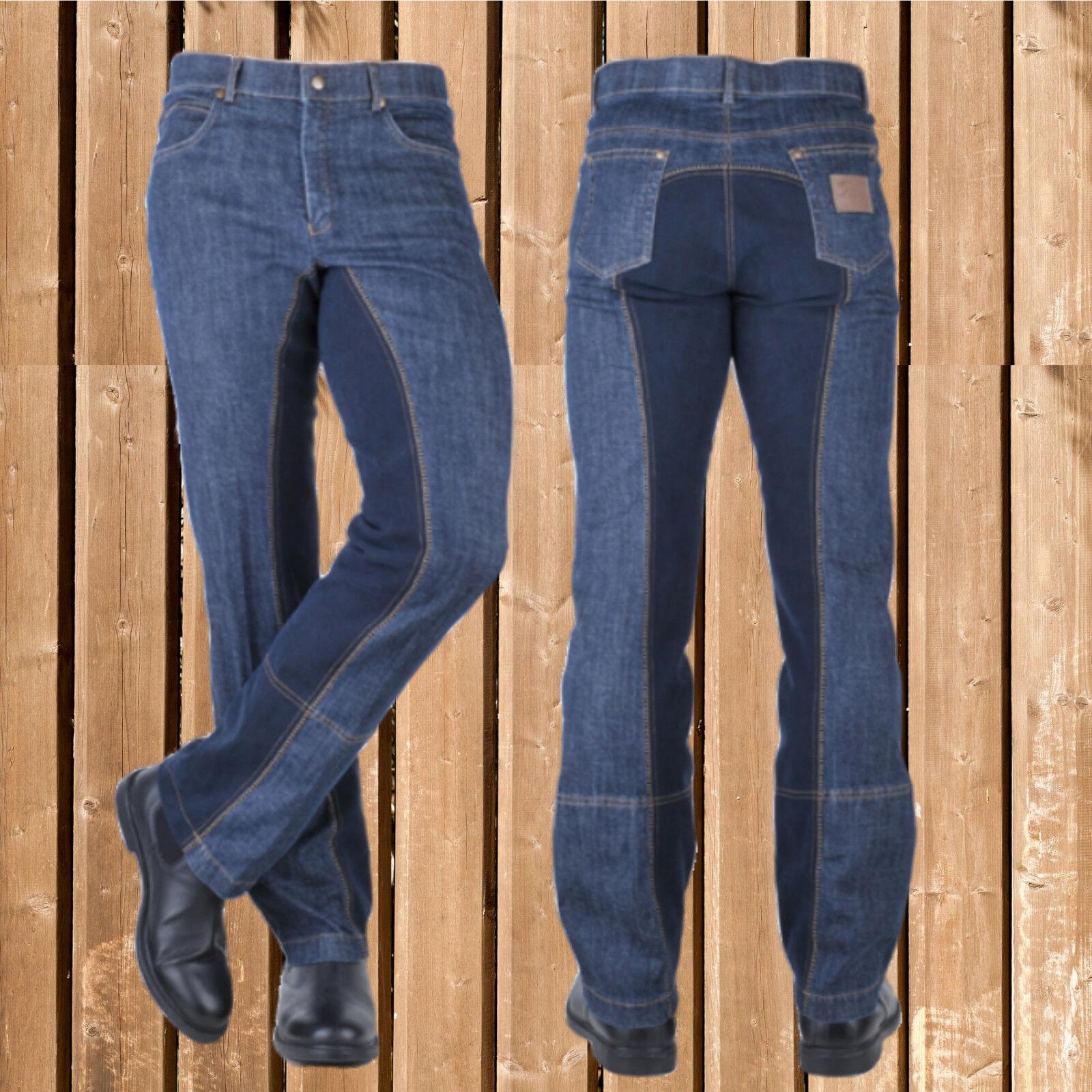 HKM Herren Jeans Jodhpur Reithose Texas, Men, Jeans Jeans Men, Männer Jodhpur Reithose 59ad35