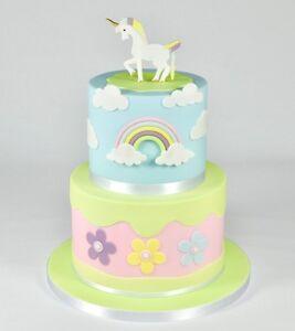 FMM Unicorn Cutter sugar paste cookies cake decoration